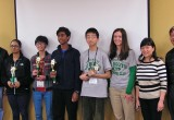 2nd Runner Up,1st Runner Up,2nd Place,and You Be The Chemist Challenge Champion