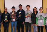 Top 10 participants advancing to state competition